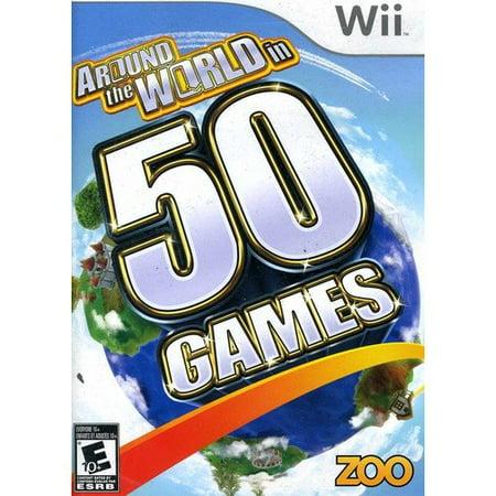 Around The World in 50 Games - Nintendo - Tonto Wig