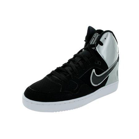 932592deaae Nike Men s Son Of Force Mid Basketball Shoe - Walmart.com