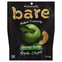 Bare Foods Bare  Apple Chips, 3.4 oz