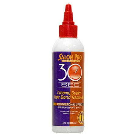 SALON PRO 30 Sec Creamy Super Hair Bond Remover 4