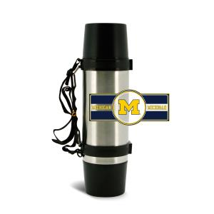 NCAA Michigan Wolverines 32 oz. Stainless Steel 2-Cup Thermos