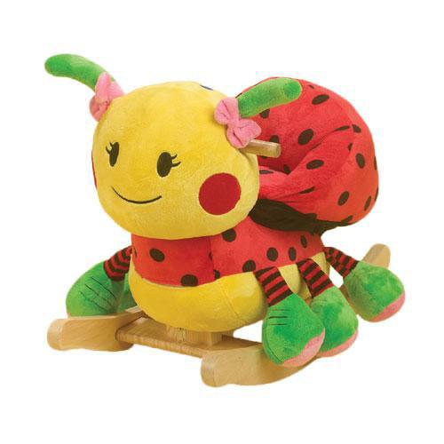 Lulu Ladybug Chair Rocker