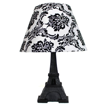 Simple Designs LT3010-DSK Eiffel Tower Paris Table Lamp