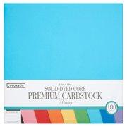 Colorbok Premium Cardstock 180 Count