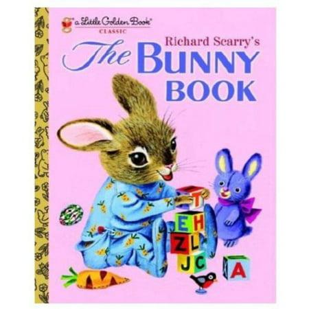 Richard Scarrys The Bunny Book