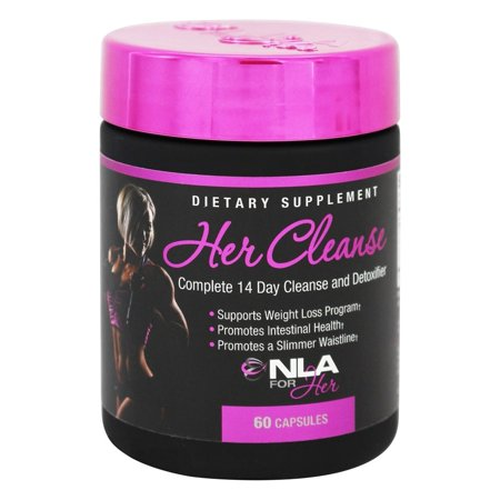 NLA For Her - Son Cleanse - 60 Capsules