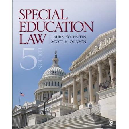 Special Education Law - eBook (Special Education Law)