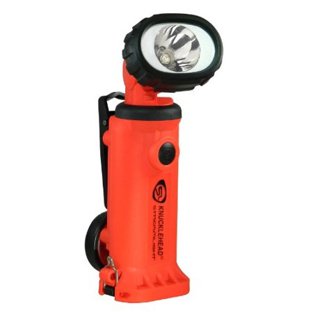 Streamlight Knucklehead Light, Spot with 12V DC Fast Charge, Orange