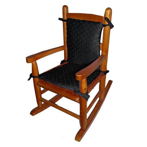 Baby Doll Bedding Heavenly Soft Junior Rocking Chair Cushion