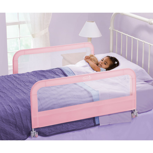 Summer Infant - Double Bed Rail, Pink