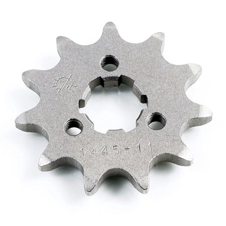 Teeth Sprocket - Jt Sprocket JTF1445.11  Jt Steel Front Sprocket 11 Tooth