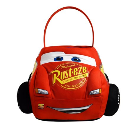 - Disney Cars Jumbo Plush Easter Basket