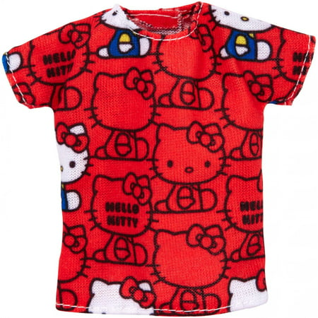 0c855096 Barbie Hello Kitty Red Top - Walmart.com