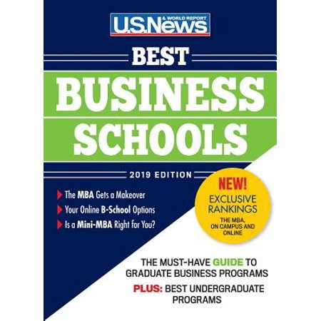 Best Business Schools 2019 (Best Business Ideas 2019)