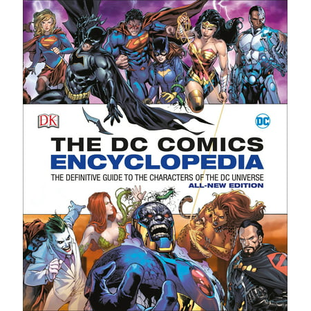 DC Comics Encyclopedia All-New Edition : The Definitive Guide to the Characters of the DC Universe - The Last Halloween Comic