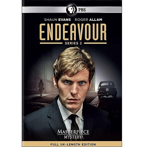 Masterpiece Mystery!: Endeavour Series 2 (3 Discs) by PBS