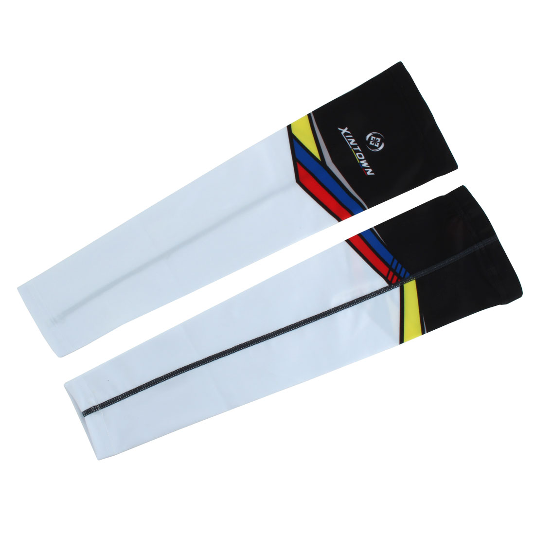 XINTOWN Authorized Unisex Cycling Football Arm Sleeves Cover Warmer #6 3XL Pair by