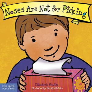 Noses Are Not for Picking - eBook