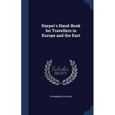 Harper's Hand-Book for Travellers in Europe and the East - image 1 of 1
