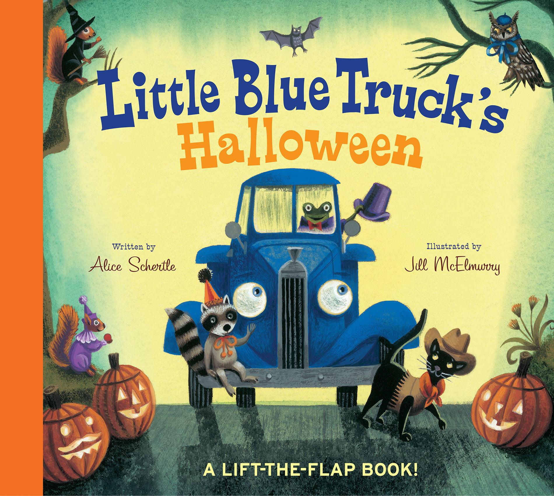 Little Blue Truck\'s Halloween - Walmart.com
