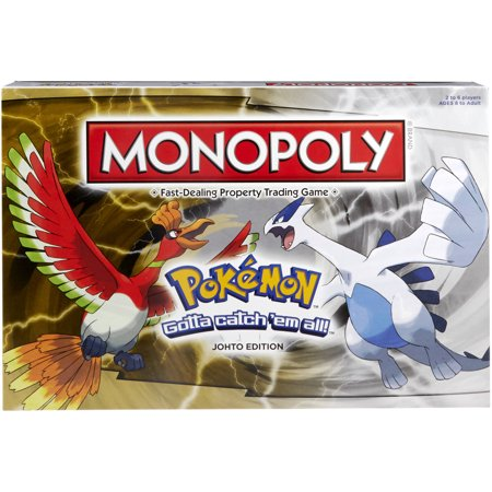 monopoly game pokemon johto edition - Inventory Checker