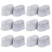 Premium 12 Pack Replacement Charcoal Water Filters for Keurig Coffee Machine … (12)