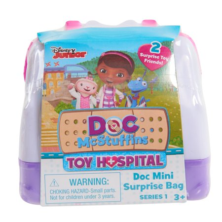 Doc McStuffins Surprise Mini Blind Bag with 2 Figures](Doc Mcstuffins Halloween Stencil)