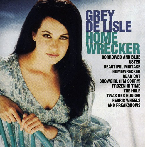 Grey Delisle - Homewrecker [CD]