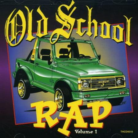 Old School Rap 1 / Various (CD) (Wild N Out Old School Rap Battle Episodes)