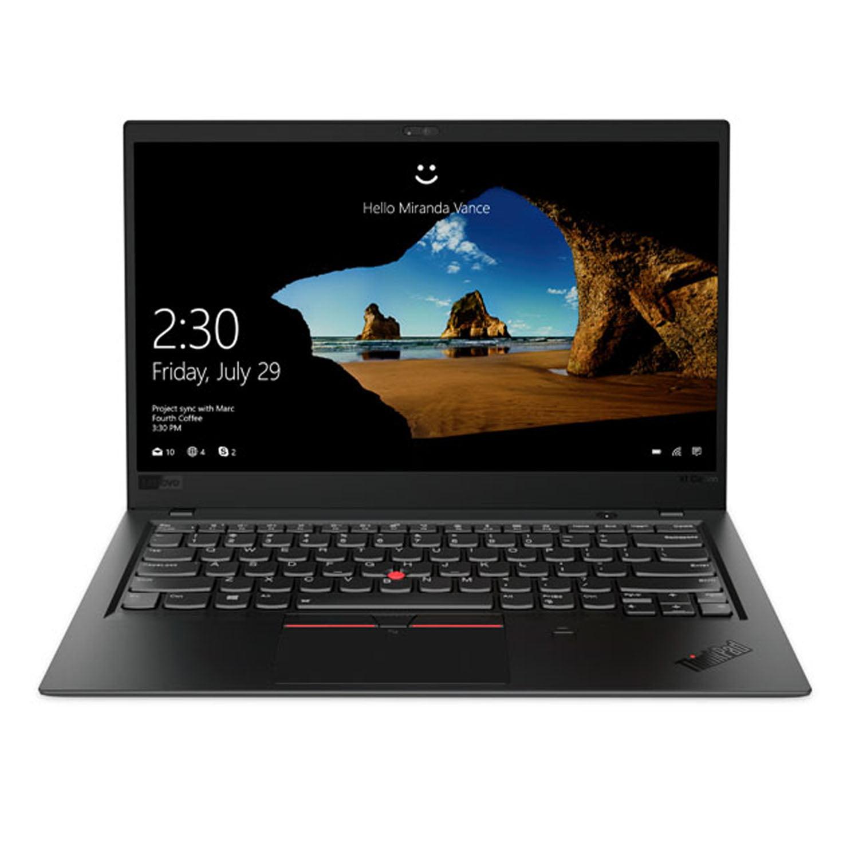 "Lenovo X1 Carbon 6th Generation Premium Ultrabook Laptop (Intel 8th Gen i7-8550U 4-Core, 16GB RAM, 512GB PCIe SSD, 14"" Anti-glare Full HD 1920x1080, USB-C Thunderbolt, WiFi, Win 10 Pro)"
