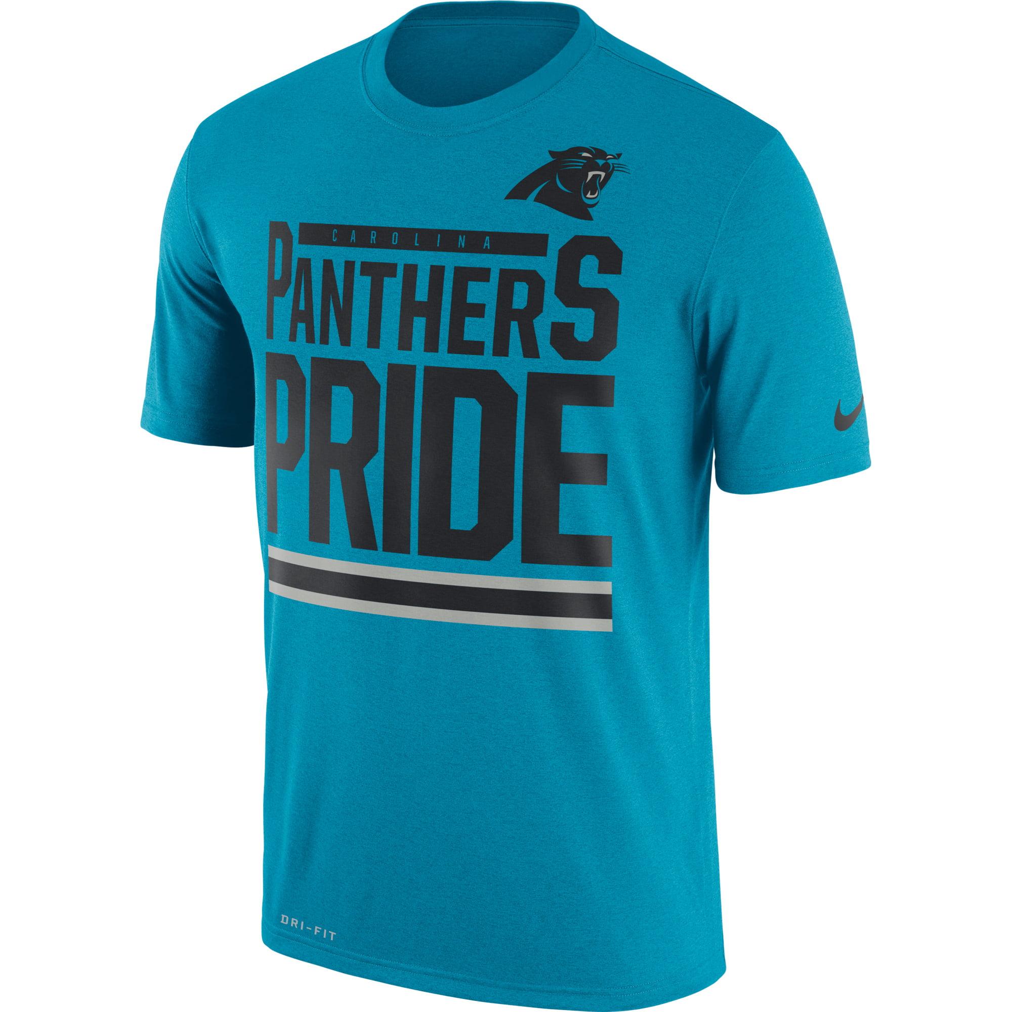 Carolina Panthers Nike Legend Local Fans Performance T-Shirt - Blue