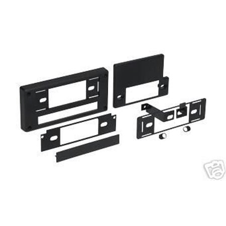 Stereo Install Dash Kit Subaru GL 85 86 87 88 89 (car