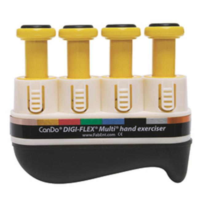 Fabrication Enterprises 10-3741 Digi-Flex Multi Basic Starter Pack, Yellow