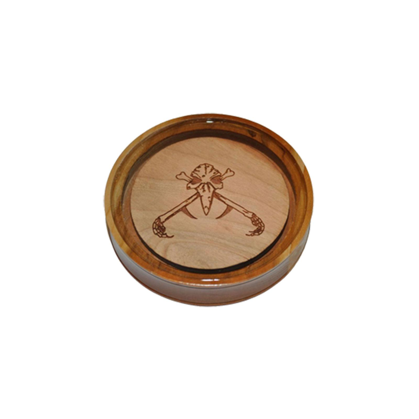 Down N Dirty Outdoors 505SS Cherry Crystal Turkey Friction Call thumbnail