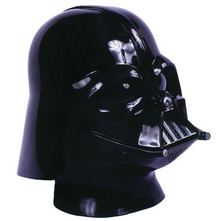 Darth Vader Full Helmet (Darth Vader Star Wars Collectible 2 Piece Mask Helmet)