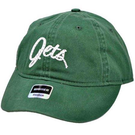 Reebok - NFL New York Jets Green Wash Relaxed Women Reebok One Size Fits  All Hat Cap - Walmart.com 5fb4a749f5