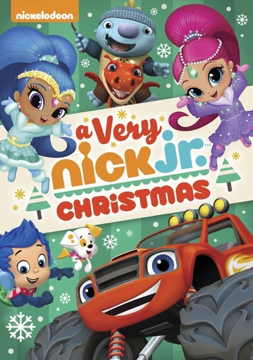 A Very Nick Jr. Christmas by Paramount