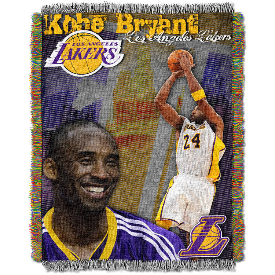 "Nba 48"" X 60"" Tapestry Throw Players Ser"