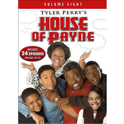House Of Payne: Volume 8 (Full Frame)