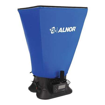 TSI ALNOR EBT731 Air Flow Capture Hood, Digital, 2 x 2 Hood
