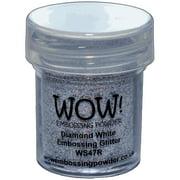 WOW! Embossing Powder 15ml-Diamond White