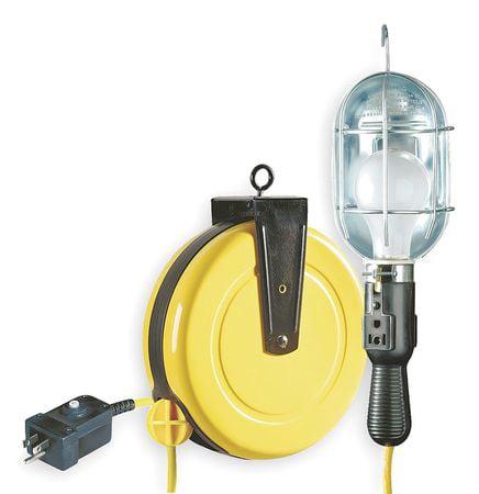 Lumapro 6X756 Cord Reel Light 75W
