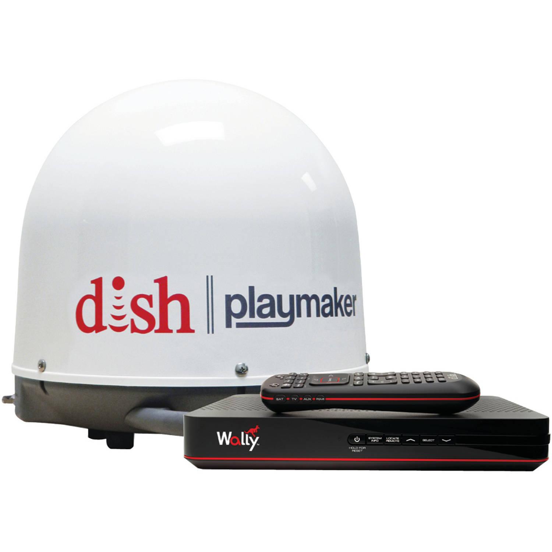 Winegard PA1000R Playmaker Satellite Bundle (Retail Packa...