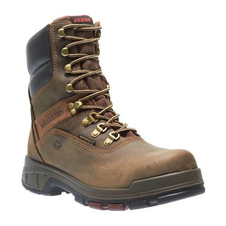 Men's Wolverine Cabor EPX PC Dry Waterproof 8