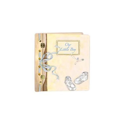 Lexington Studios 12056BB Journal Book Baby Boy Album
