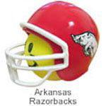 Happy Balls Arkansas Razorbacks Antenna - Happy Balls