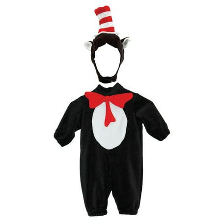 El Nino Baby Halloween Costume (Infant Cat in the Hat Costume)