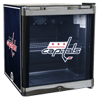NHL Refrigerated Beverage Center 1.8 cu ft - Washington Capitals