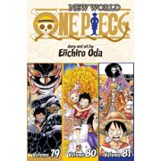 One Piece (Omnibus Edition), Vol. 27 : Includes vols. 79, 80 & 81