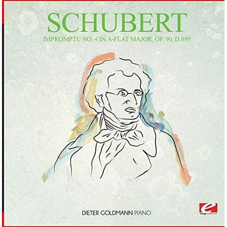 Impromptu No. 4 Op. 90 D.899 (Remaster)
